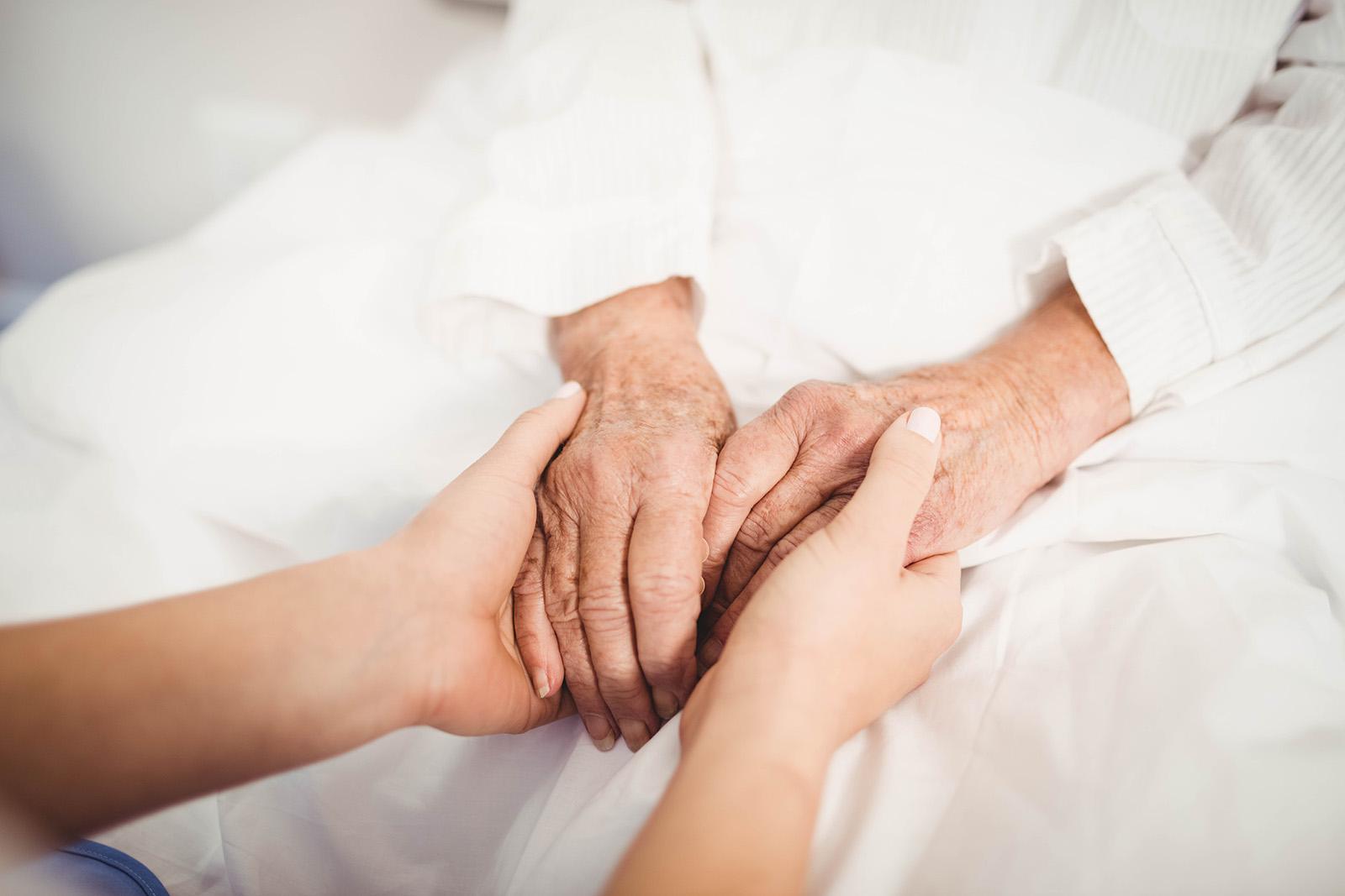 Courageous Caregiver: Sonya's Journey