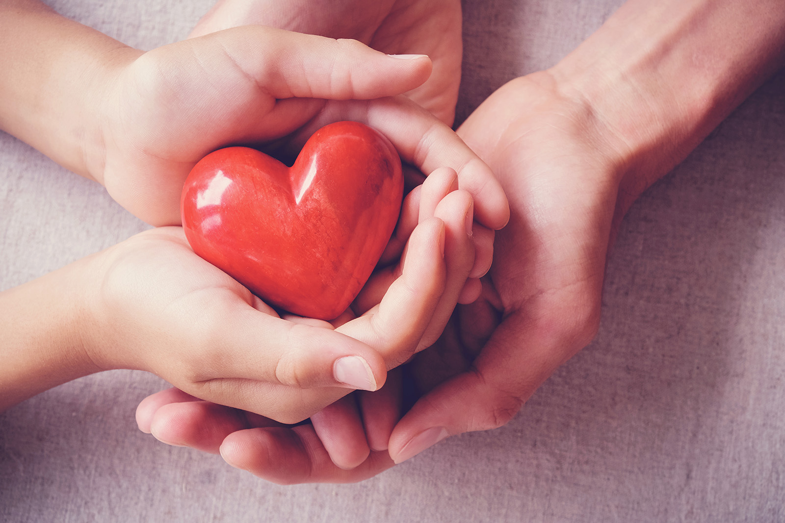 Courageous Caregiver: One Member's Journey